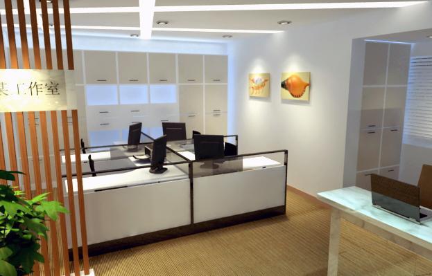 共享經濟下的小型辦公室